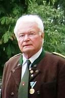 Vizepräsident des VSGÖ - Elmar Hüffer